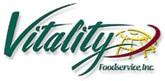vitality food service logo
