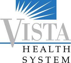 vista health system logo